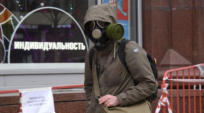 Rusya'da Kovid-19 vaka sayısı 850 bini aştı