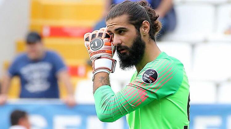 Galatasaray'da kaleci transferi