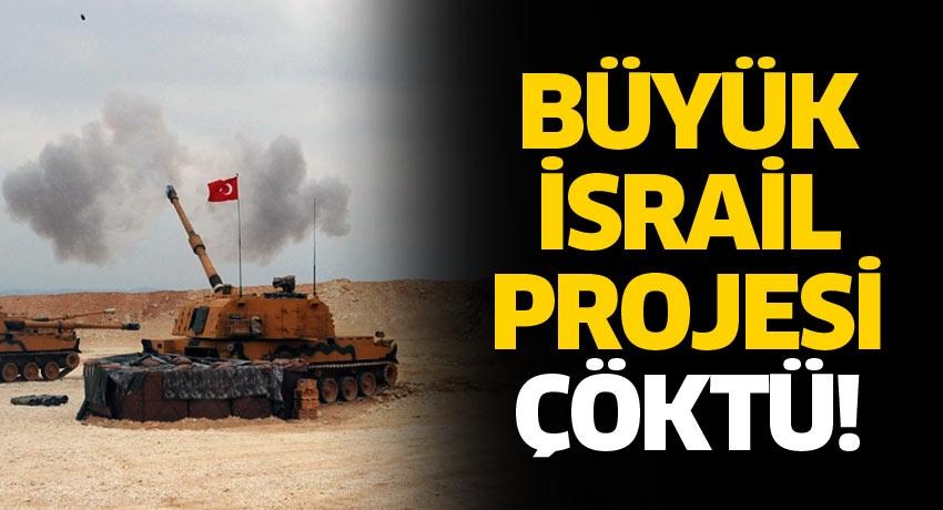 Büyük İsrail projesi çöktü!
