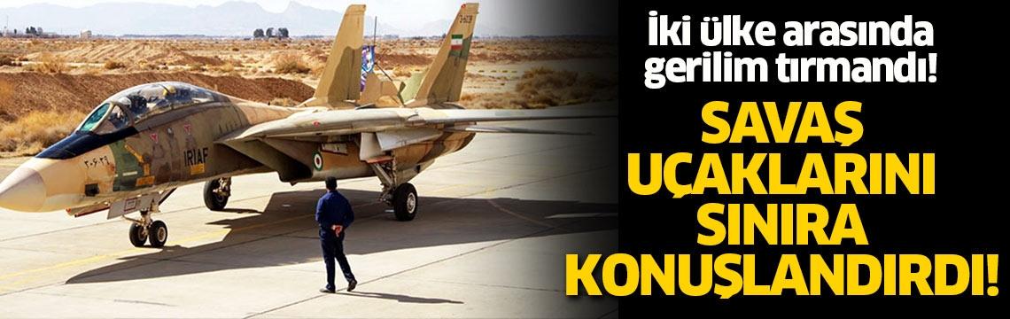İki nükleer güç arasında gerilim tırmanıyor! Savaş jetleri, askeri kargo uçakları konuşlandırıldı
