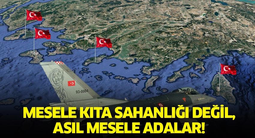 Yunan, adaları silahlandırıyor: Adaların konumu tartışmaya açılmalı