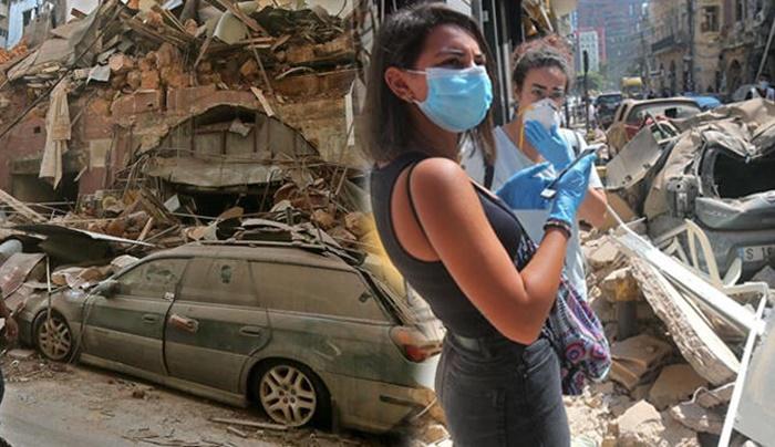 Lübnan Beyrut'taki patlamada ikinci kabus: Şoke eden sözler