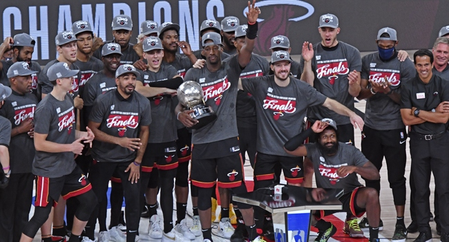 Heat adını NBA finaline yazdırdı