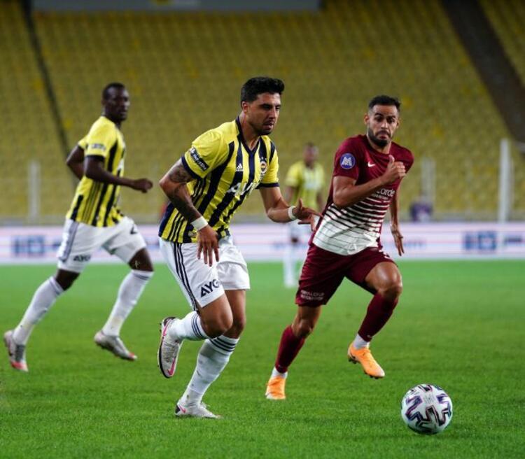 Fenerbahçe Hatayspor'u geçemedi