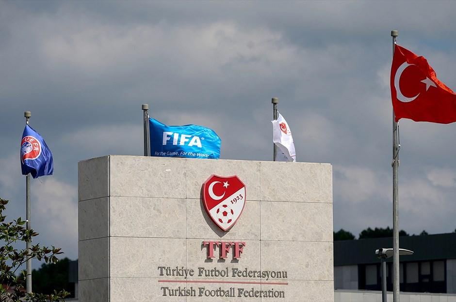 TFF'den atama açıklaması