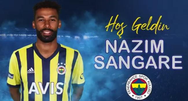 Sangare resmen Fenerbahçe'de