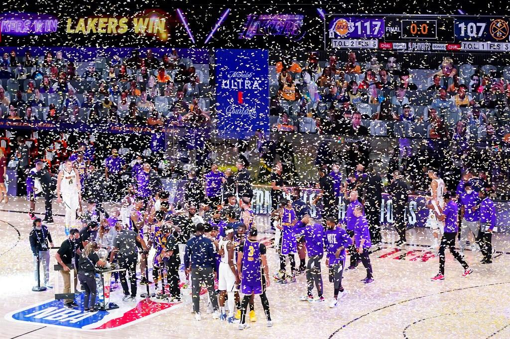 Lakers finalde