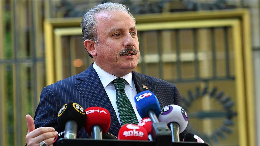 TBMM Başkanı Mustafa Şentop'tan idam kararı açıklaması