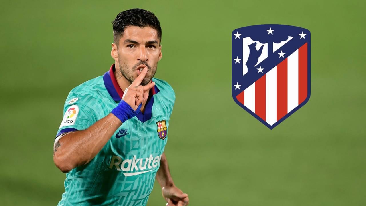Barcelona'dan Suarez'e izin