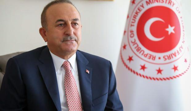 Bakan Çavuşoğlu'ndan peş peşe görüşmeler