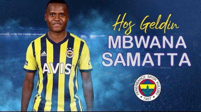 Fenerbahçe Samatta'yı açıkladı