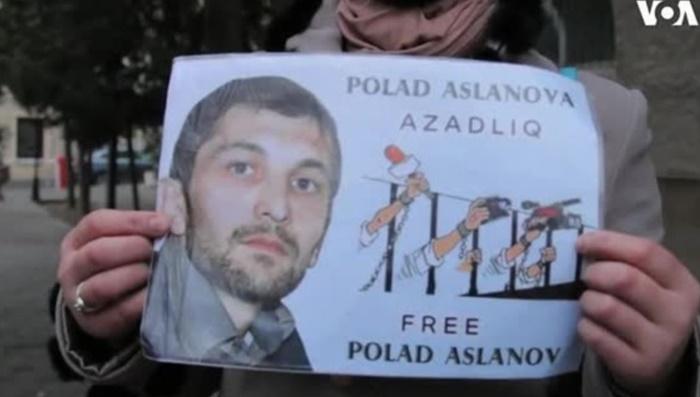 Polad Aslanov'un duruşması sürüyor