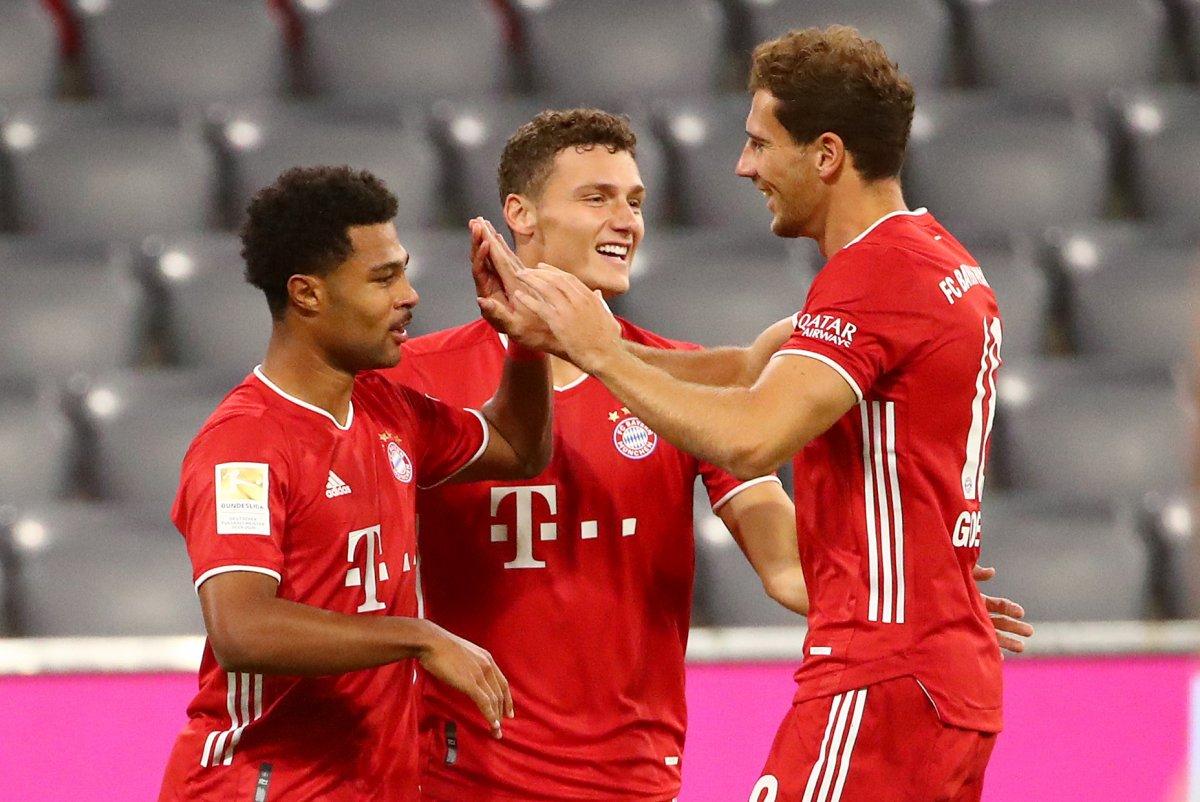 Bayern'den farklı açılış