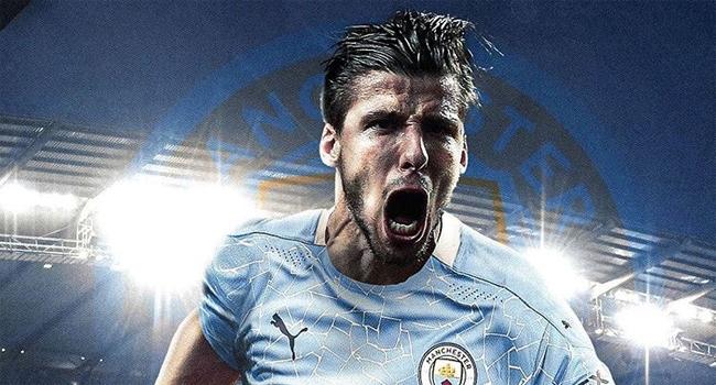 Ruben Dias Manchester City'de