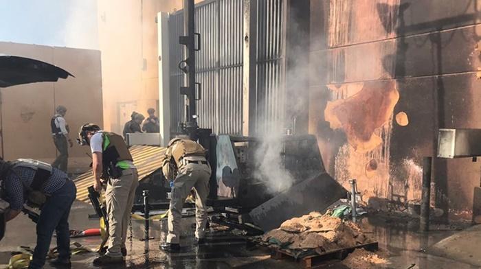 Irak'ta İngiliz güvenlik şirketine füzeli saldırı