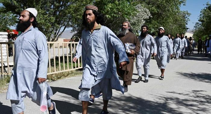 Taliban tüm mahkumların serbest kalmasını istiyor