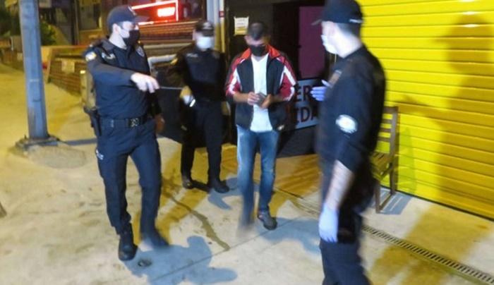 Burası İstanbul: Korona partisinde şoke eden savunma