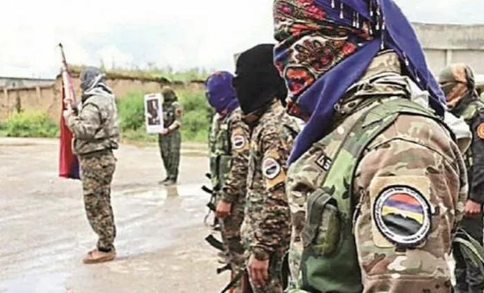 PKK'nın Karabağ'da 7 kampı var