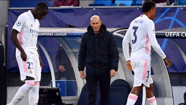 Real Madrid'e Shakhtar sürprizi