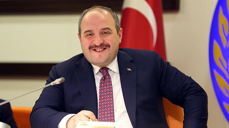 Sanayi ve Teknoloji Bakanı Mustafa Varank duyurdu: İlk defa dünyada 13. sıraya yükseldik