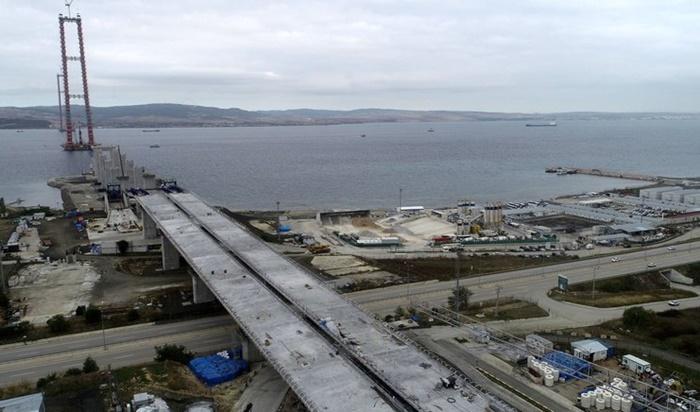 Çanakkale Köprüsü transit trafik yükünü azaltacak