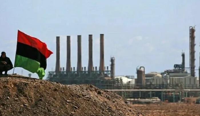 Libya'da petrol alan ve limanları yeniden aktif