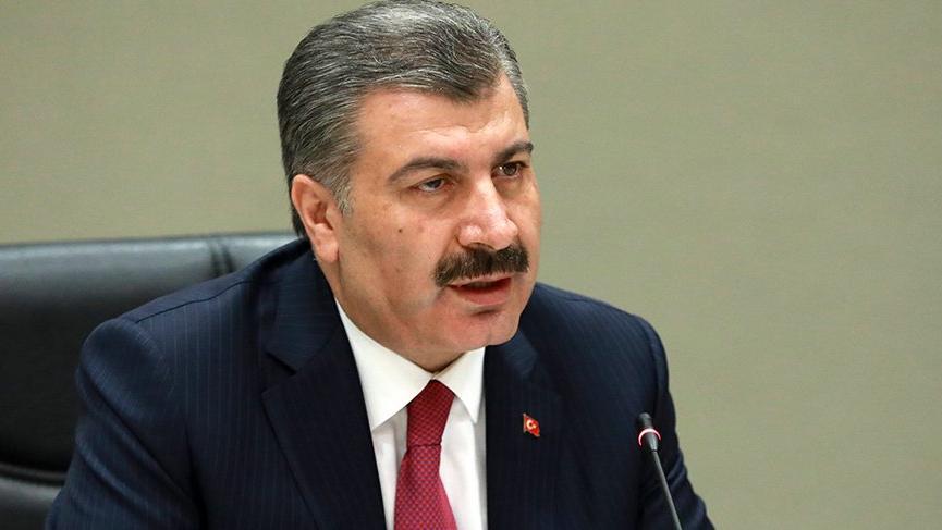 """Sağlık Bakanı Fahrettin Koca """"Rehavete kapılmamalı"""" deyip açıkladı: Vakalarda artış eğilimi var"""