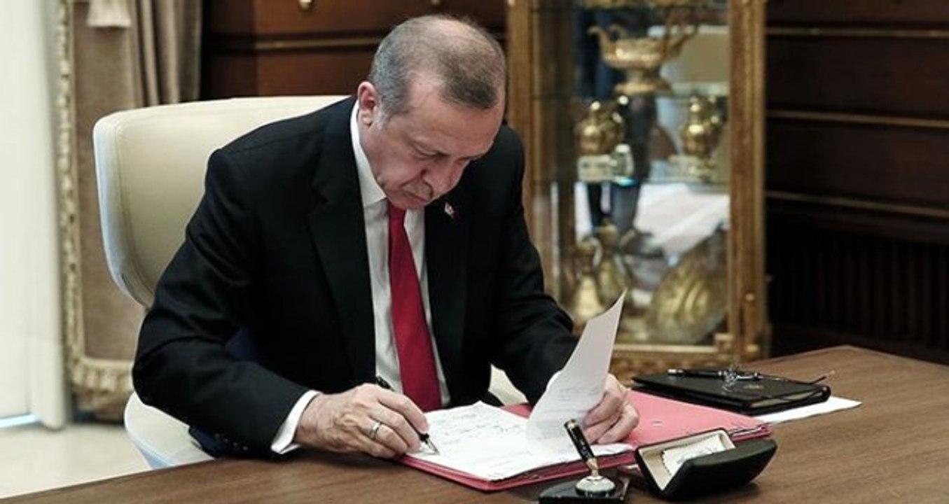 Teklif, Cumhurbaşkanı Erdoğan'ın imzasıyla TBMM'ye sunuldu