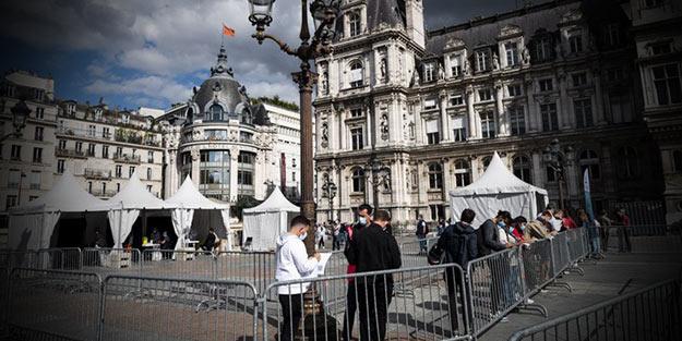 Fransa'da hortlayan koronavirüs yasak getirdi! 46 milyon kişi etkilenecek
