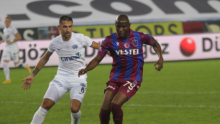 Gol düellosunda Trabzonspor yıkıldı