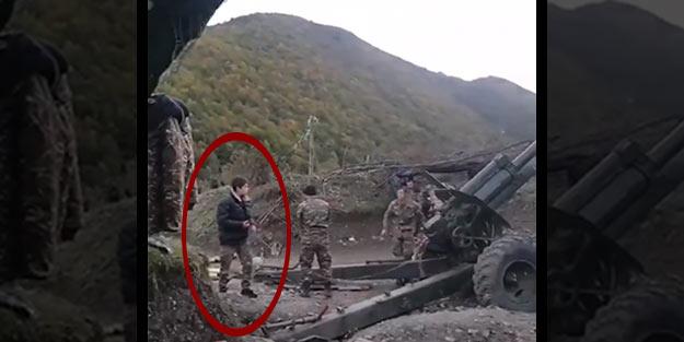 Darmadağın olan Ermenistan, Azerbaycan'a karşı çocukları cepheye sürdü