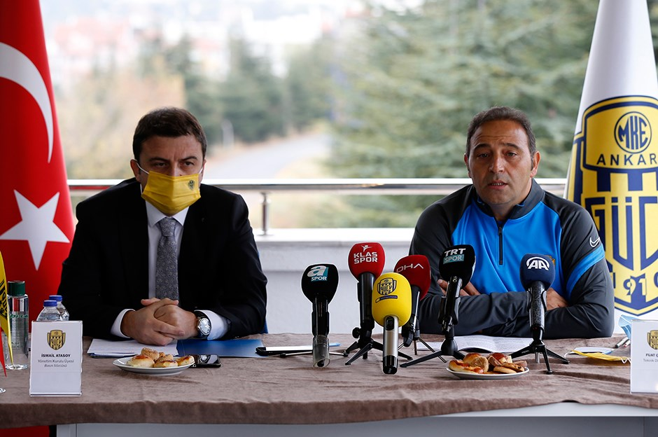 Ankaragücü'nde 10 futbolcu yok
