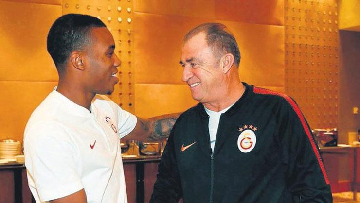 Galatasaray'dan Rodrigues sürprizi