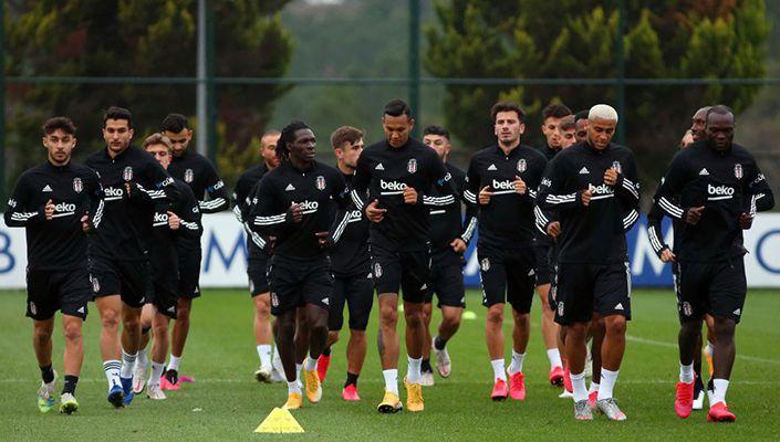 Beşiktaş'ın Denizli kadrosu belli oldu