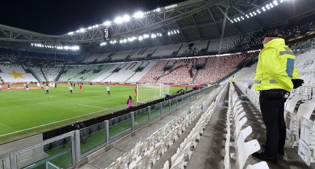 İtalya'da yeniden seyirci yasağı