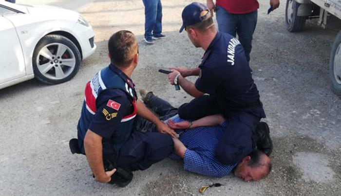 Buda oldu: 3 kişiyi öldürmeye teşebbüsten beraat etti
