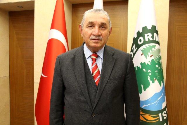 Öz Orman-İş Sendikası Genel Başkanı Settar Aslan: Yangınlar ya cehaletten ya da cinayetten