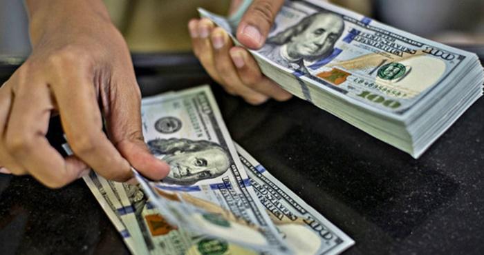 Döviz hesapları 458 milyon dolar arttı