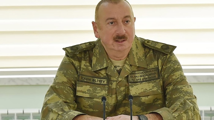 Aliyev duyurdu: Kelbecer ve Kubadlı kentleri kurtarıldı