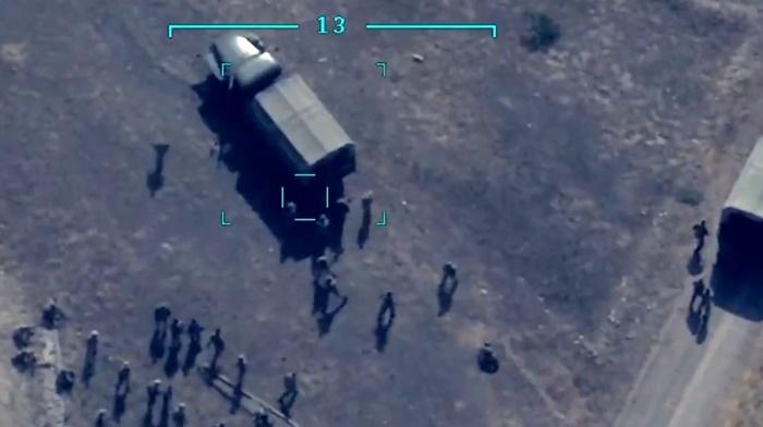 Ermeni çeteler hangi İHA'lar ile vuruluyor?