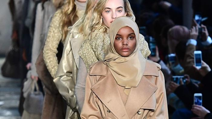 İlk tesettürlü model Halima: Pişman oldum bırakıyorum