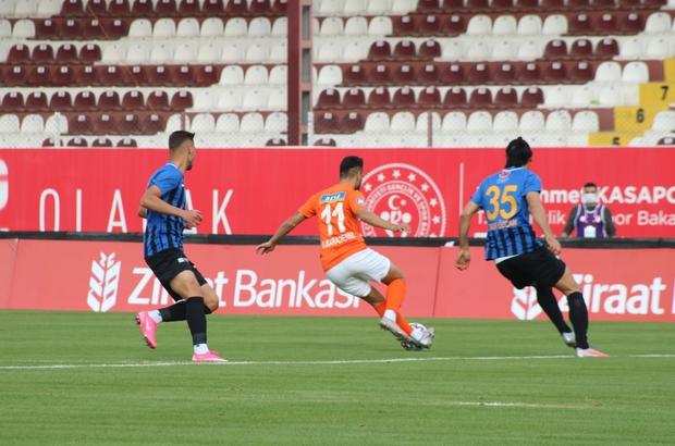 Süper Lig ekibi Türkiye kupasına veda etti