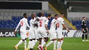 D.G.Sivasspor, Karabağ'ı 3-2'yle geçti