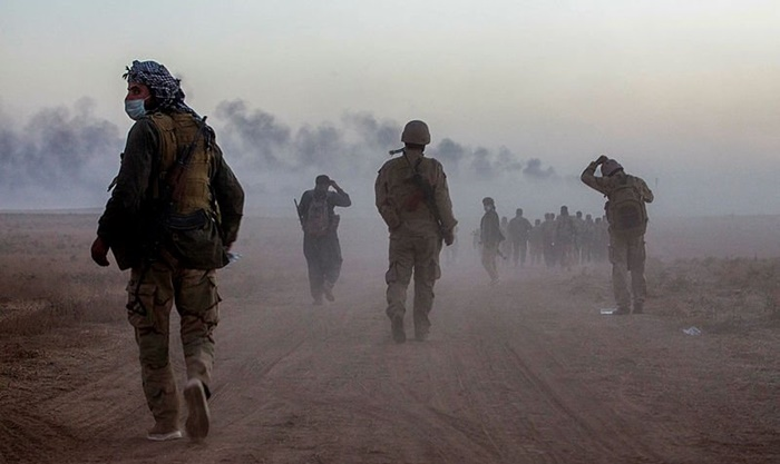 Irak o kritik yolu trafiğe kapadığını duyurdu