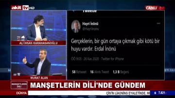 İnönü'den CHP PKK ilişkisi sinyali