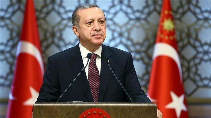 Başkan Erdoğan'dan dünyaya mesaj: Mücadelemizi kararlılıkla sürdüreceğiz