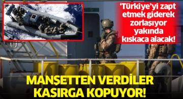 'Türkiye'yi zapt etmek giderek zorlaşıyor, yakında kıskaca alacak! Manşetten verdiler, kasırga kopuyor!