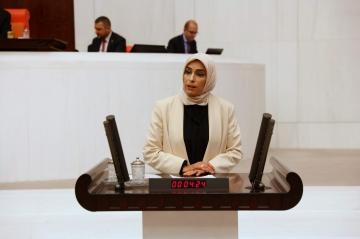 AK Parti Milletvekili Zehra Taşkesenlioğlu Ban'ın, NATO PA başarısı!