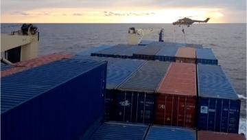 """AB'den Türk gemisindeki aramaya ilişkin açıklama: """"Şüphelenmişler"""""""