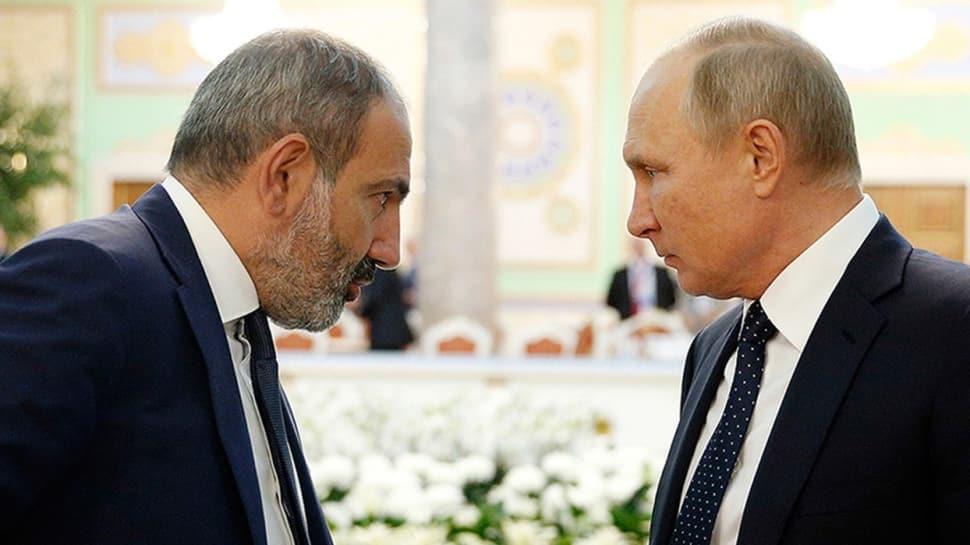 Ermenistan'da kriz patlak verdi! Rusya gözden çıkardı